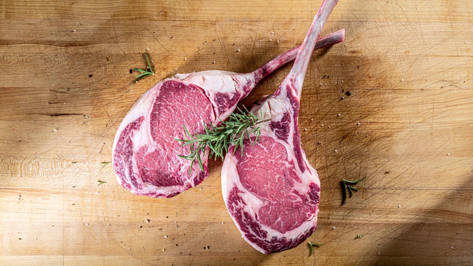 Roseda Tomahawk Steak