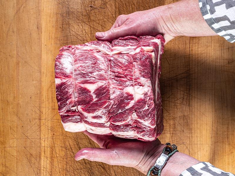 Roseda Beef chuck roast